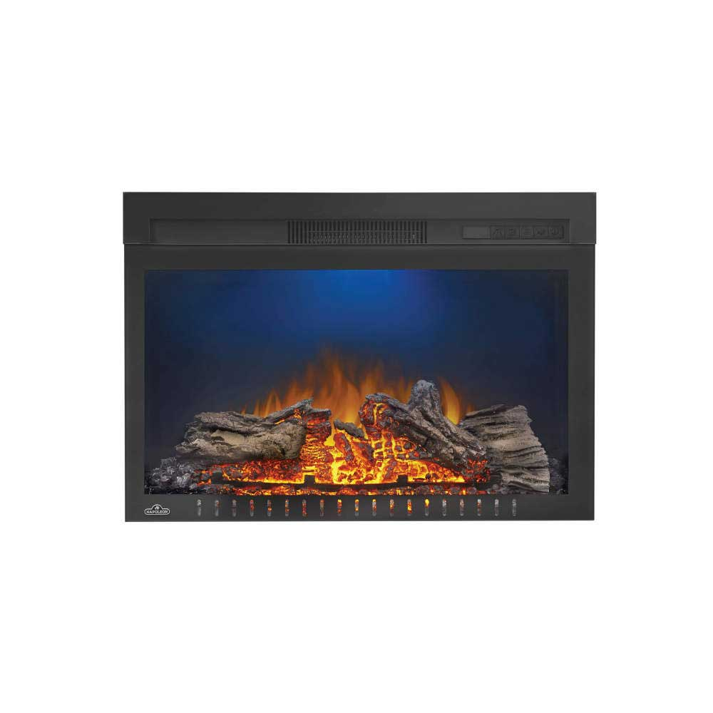 Cinema™ Log 27 Built-in Electric Fireplace