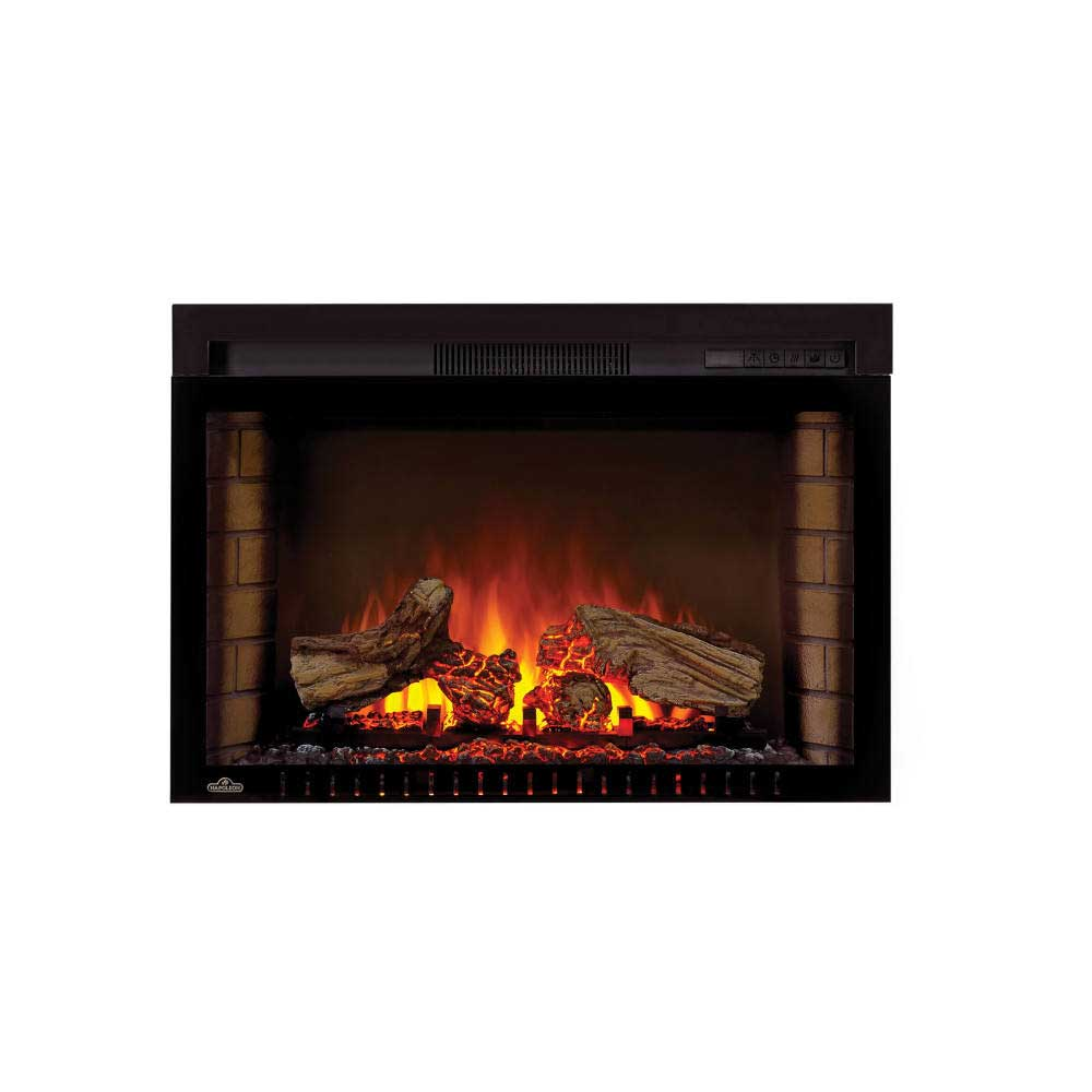 Cinema™ Log 29 Built-in Electric Fireplace