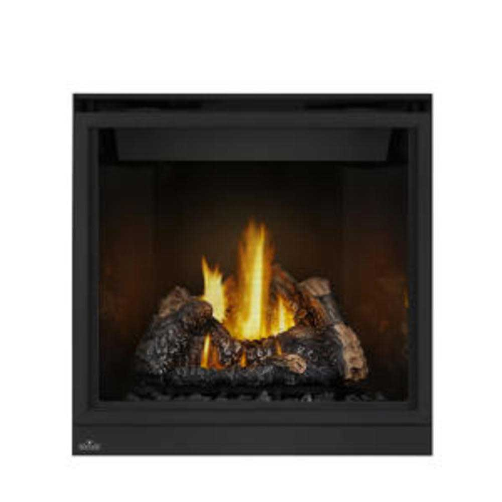 High Definition 35 Direct Vent Gas Fireplace