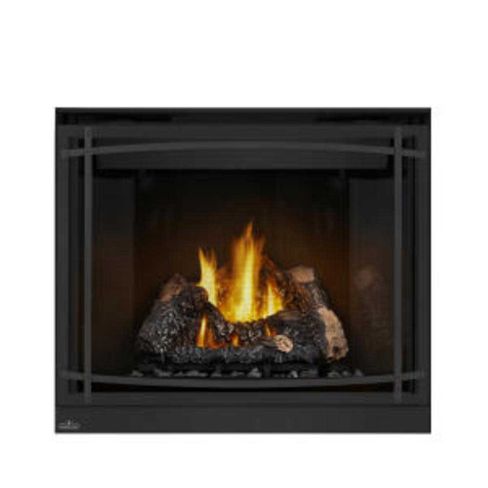 High Definition 40 Direct Vent Gas Fireplace