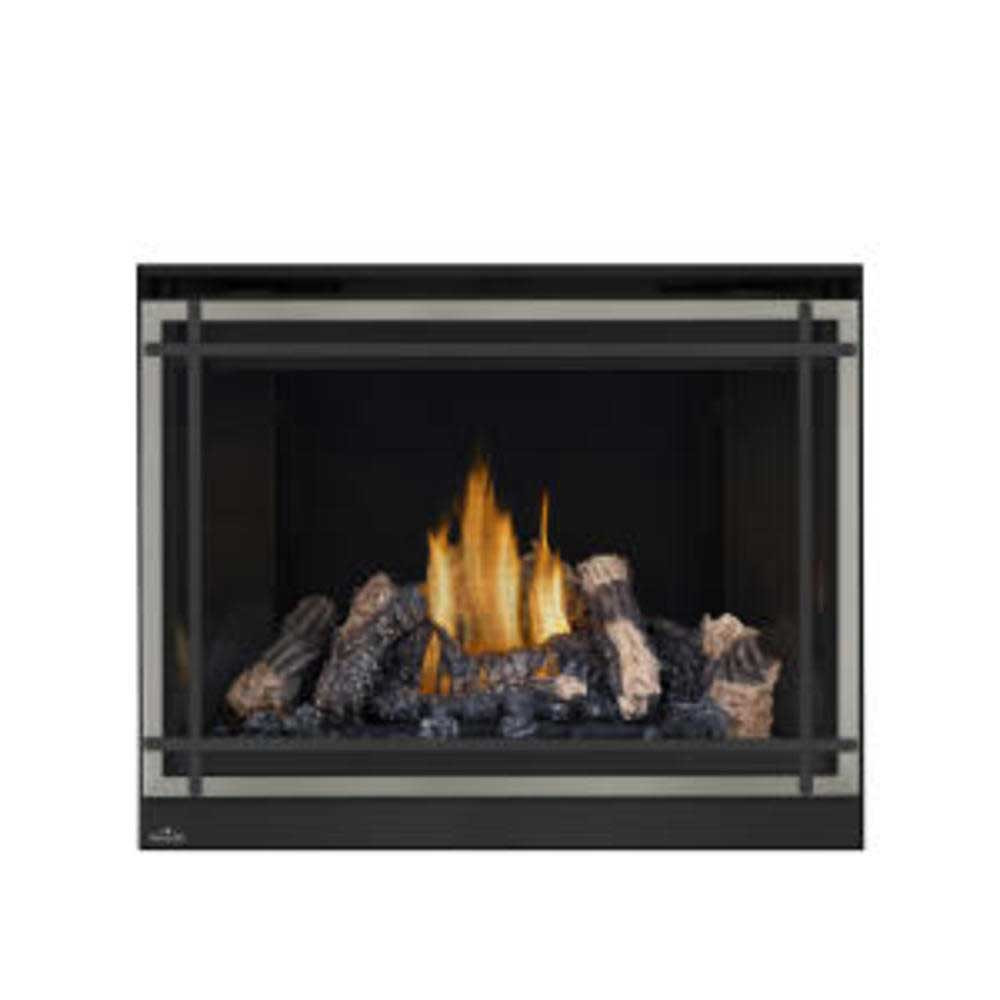 High Definition 46 Direct Vent Gas Fireplace