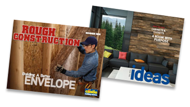 Rough Contruction and Ideas Magazine