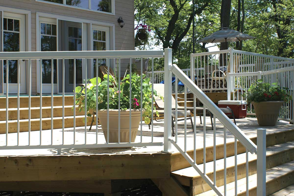 Regal Aluminum Home Railings