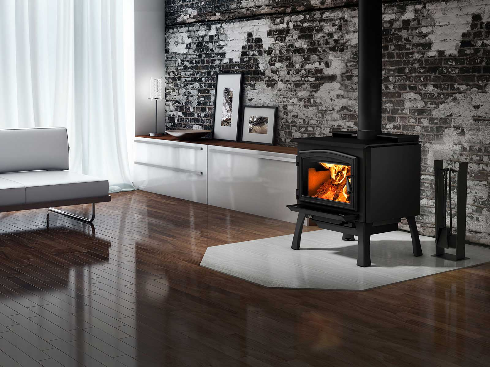Osburn Wood and Pellet Stoves, Inserts & Fireplaces