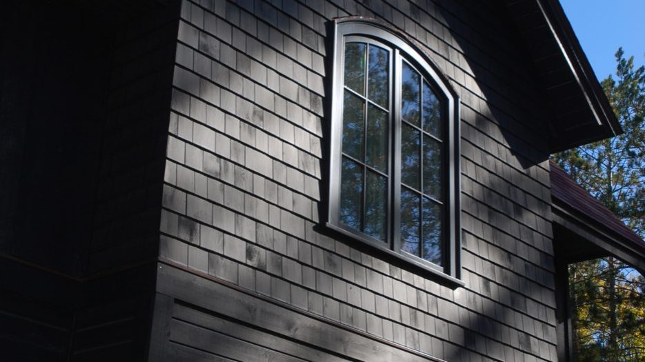 Cape code Wood Siding